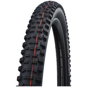 "SCHWALBE Hans Dampf Super Trail Evolution Folding Tyre 29x2.35"" TLE E-25 Addix Soft, black"